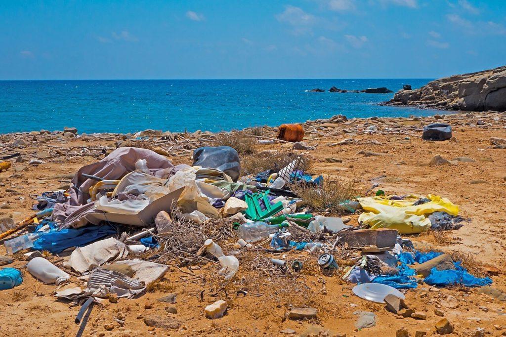 英語 プラスチック ゴミ